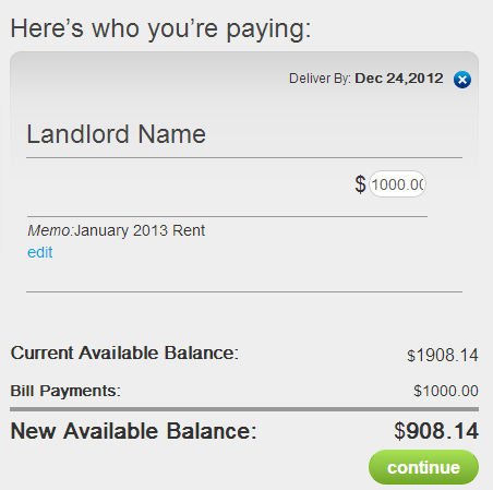 Pay Your Rent With Bluebird 3