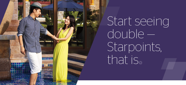 Starwood Double Take