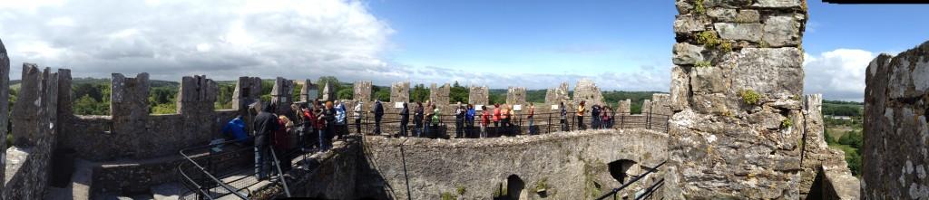 Blarney panorama