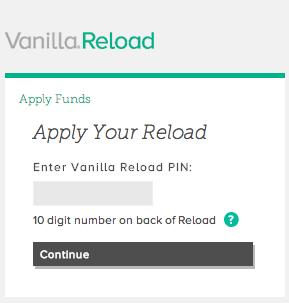 vanilla reload new