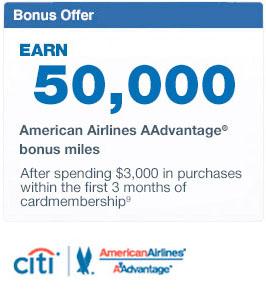 Citibank Bonus