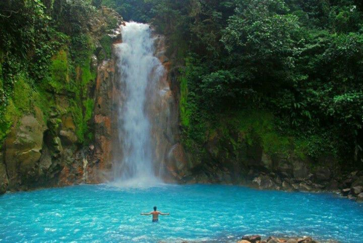 Twm Take Me Away To Costa Rica For Free Travel With Miles