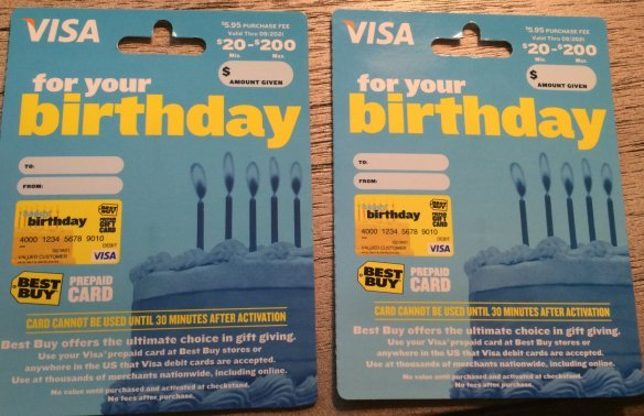 Best Buy Gift Cards