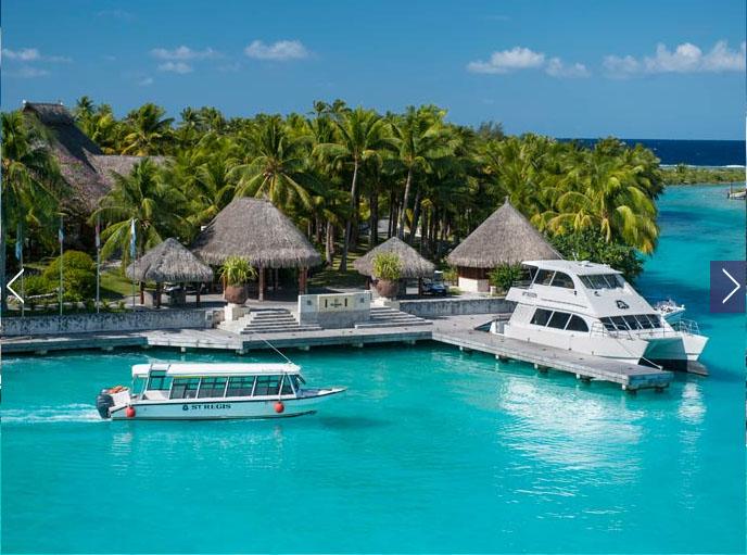 St Regis Bora Bora 2
