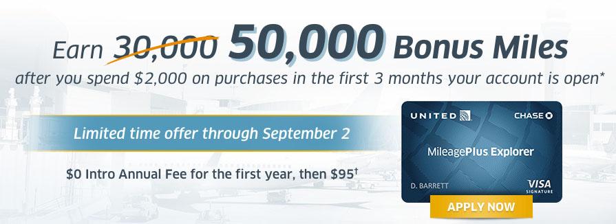 United Explorer 50K