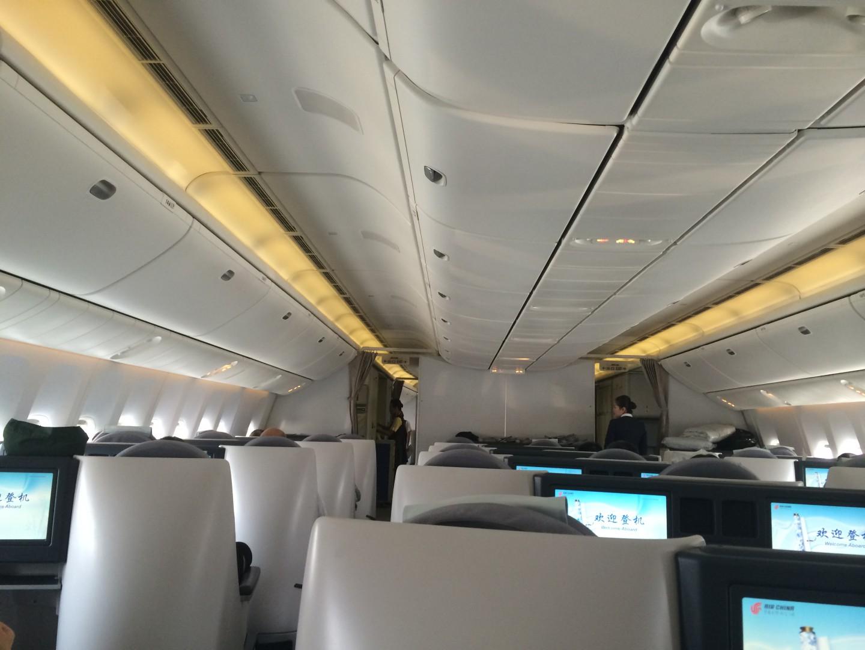 Air Chiina 777