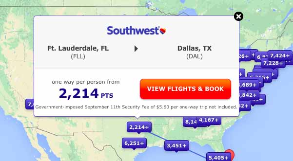 Secret Savings on Southwest 4